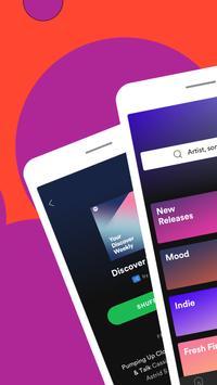 Spotify syot layar 1