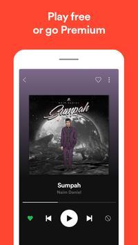 Spotify syot layar 4