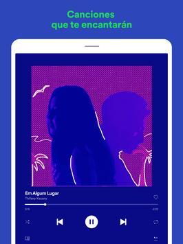 Spotify captura de pantalla 12