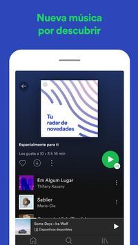 Spotify captura de pantalla 6