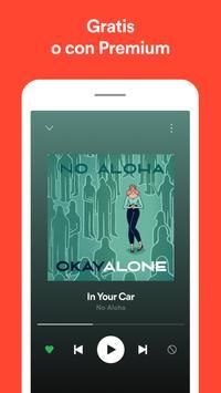 Spotify captura de pantalla 7