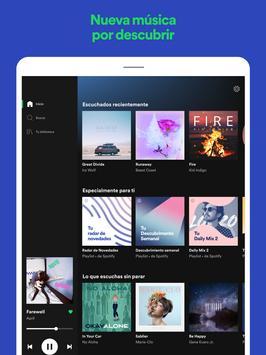 Spotify captura de pantalla 8