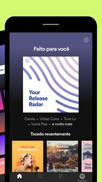 Spotify imagem de tela 1