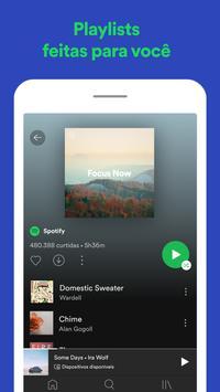 Spotify imagem de tela 4