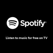 Android TV için Spotify Music simgesi