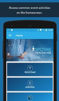 SpotMe screenshot 1