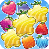 Vegetable Candy Splash MOD + APK