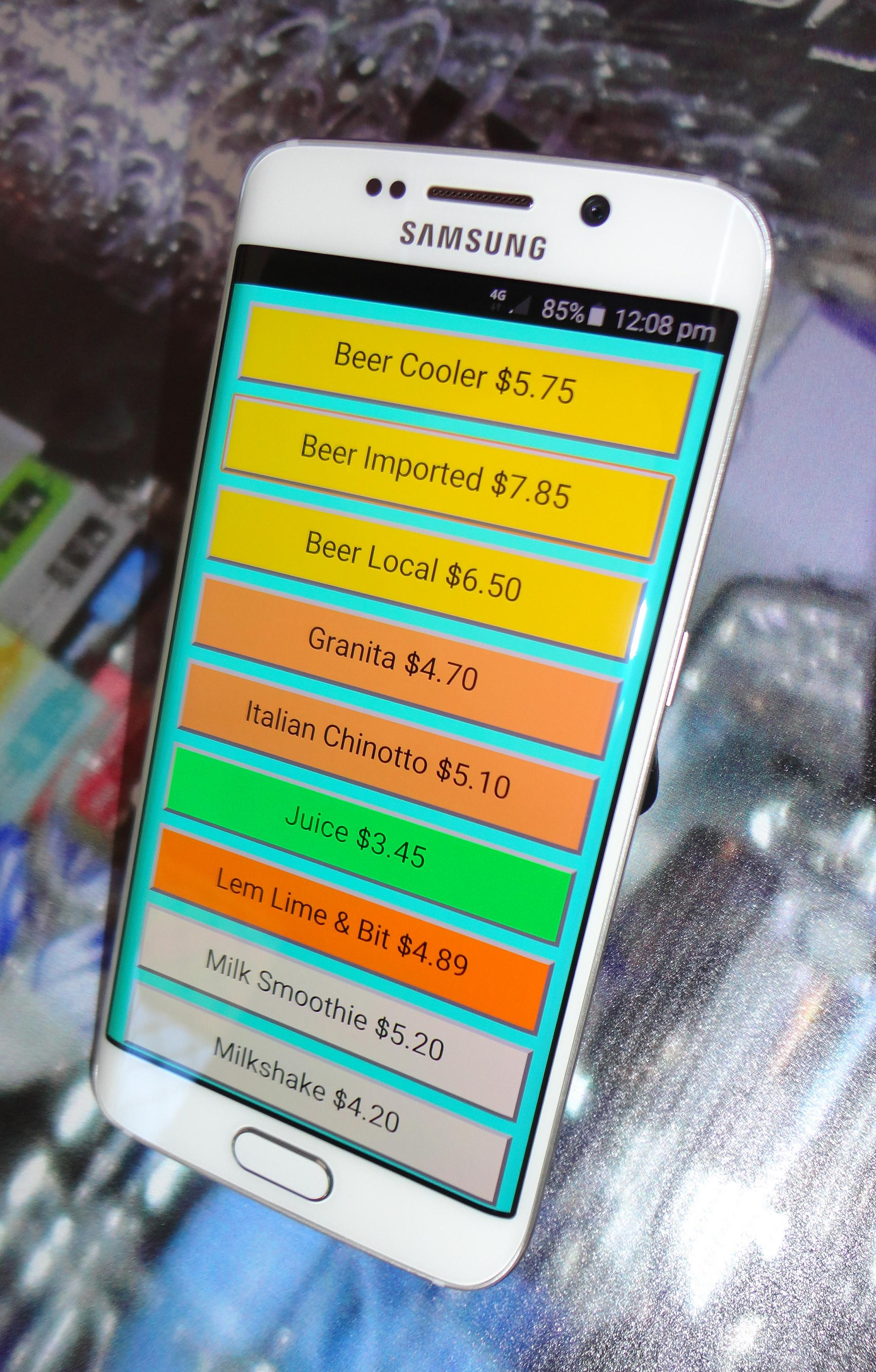 Restaurant / Cafe - POS & Kitchen Display System for Android - APK