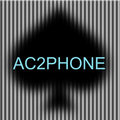 """magic trick any card to phone """" ac2phone """""""