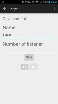 Zuhören screenshot 1