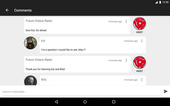Future Octave Radio screenshot 11