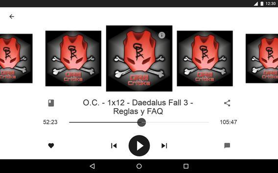 ORA Critika screenshot 10