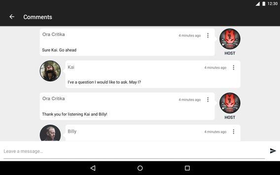 ORA Critika screenshot 11