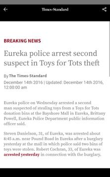 Eureka Times-Standard screenshot 8