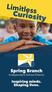 Spring Branch ISD 2019 poster