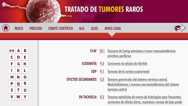 Tratado de Tumores Raros screenshot 3