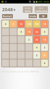 2048 Plus screenshot 8