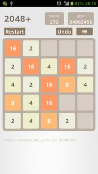 2048 Plus screenshot 9