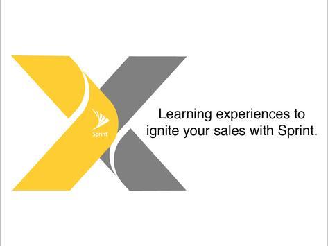 Sprint LearningX (Enterprise) poster