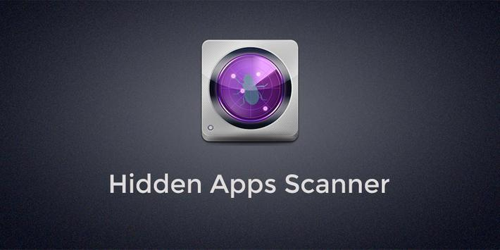 Hidden Apps and Permission Manager poster