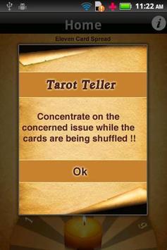 Tarot Teller screenshot 2