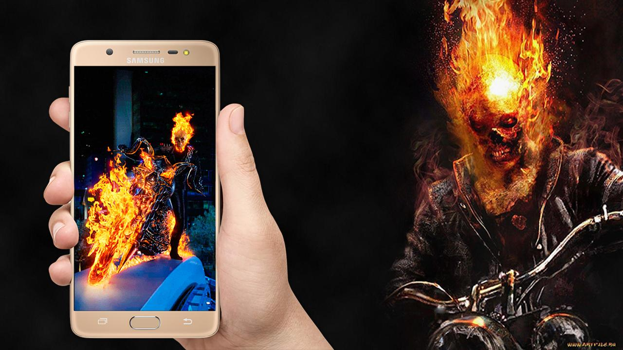 Live Wallpaper Of Ghost Rider 2018 For Android Apk Download