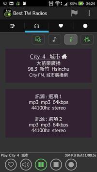 Best TW Radios screenshot 3