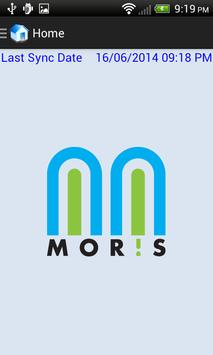MORIS (Live) screenshot 1