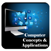 Computer concepts and application icon