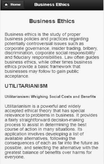 Business Ethics for Android - APK Download