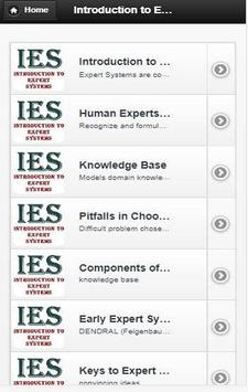 Expert System poster