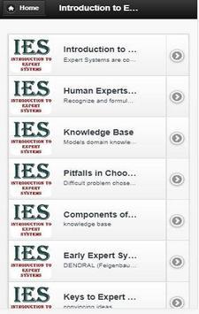 Expert System screenshot 6