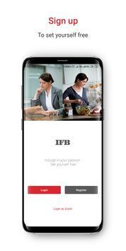 My IFB poster