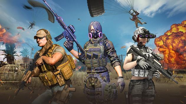 Special OPS : Survival Battleground FPS Free Fire screenshot 18