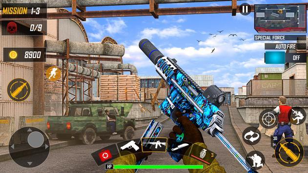 Special OPS : Survival Battleground FPS Free Fire screenshot 19