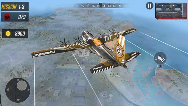Special OPS : Survival Battleground FPS Free Fire screenshot 8