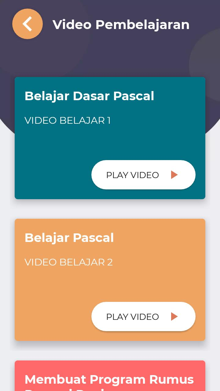 Belajar Pascal for Android - APK Download