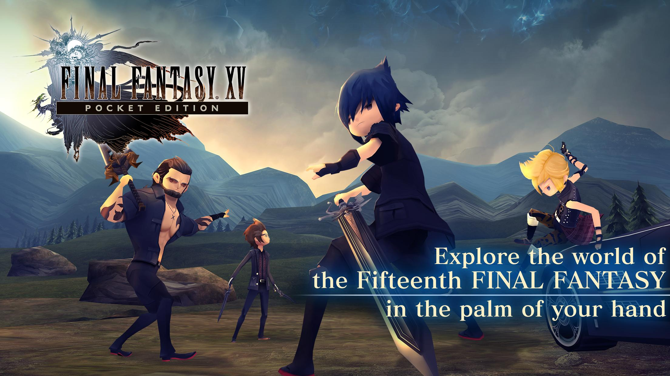 FINAL FANTASY XV POCKET EDITION for Android - APK Download