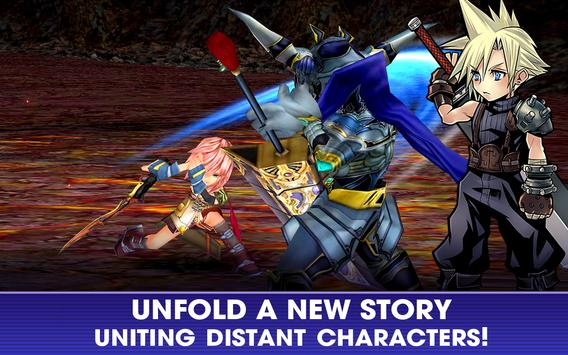 DISSIDIA FINAL FANTASY OPERA OMNIA screenshot 3