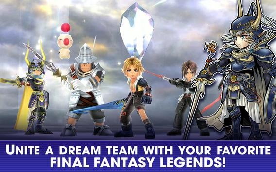 DISSIDIA FINAL FANTASY OPERA OMNIA screenshot 1