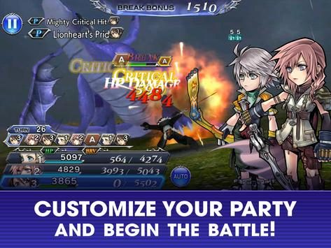 DISSIDIA FINAL FANTASY OPERA OMNIA screenshot 9