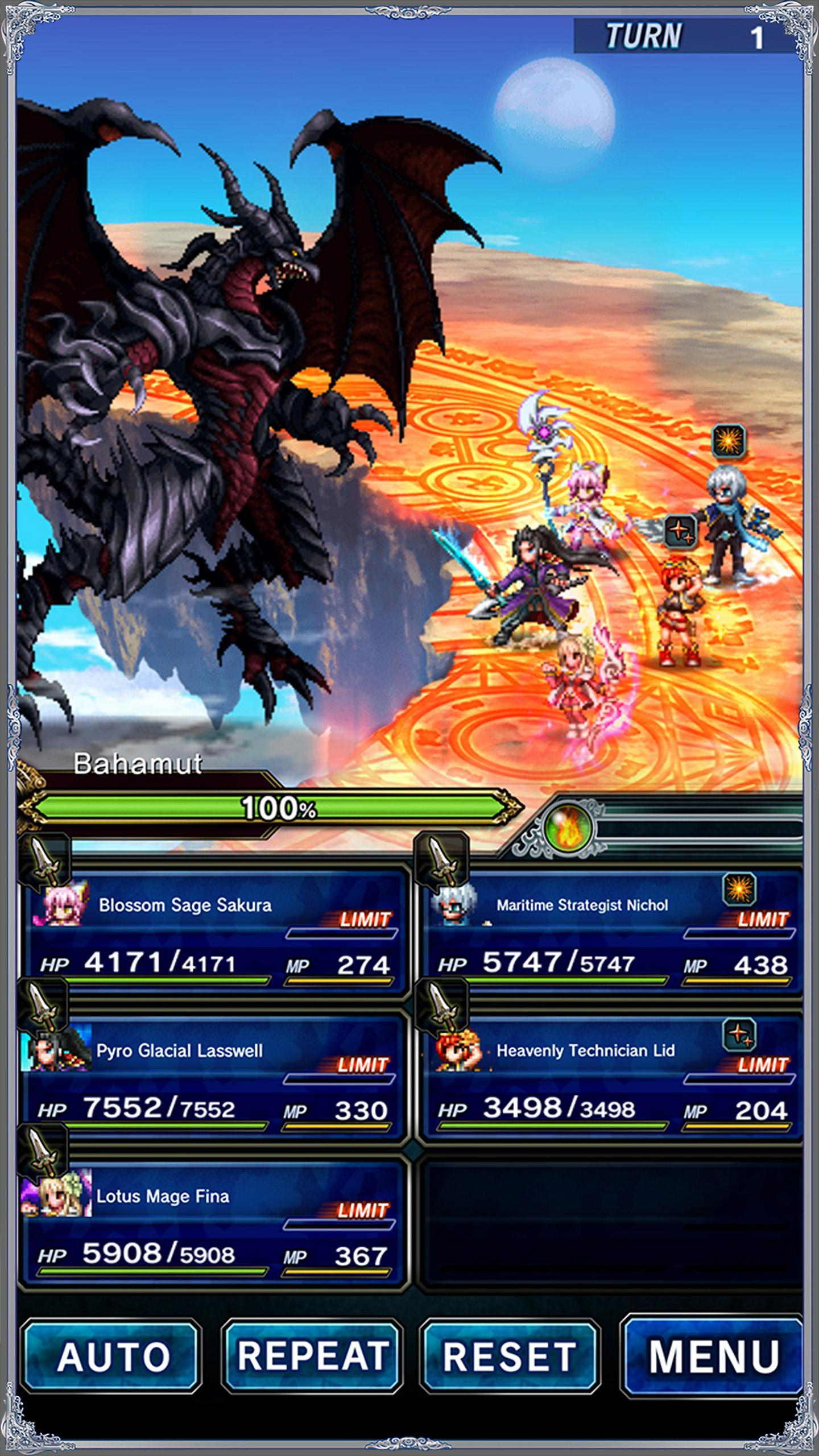FINAL FANTASY BRAVE EXVIUS for Android - APK Download