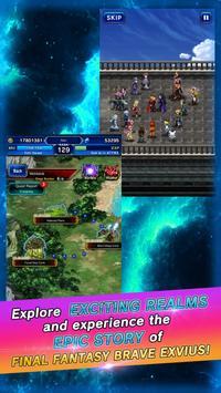 FINAL FANTASY  BRAVE EXVIUS स्क्रीनशॉट 3
