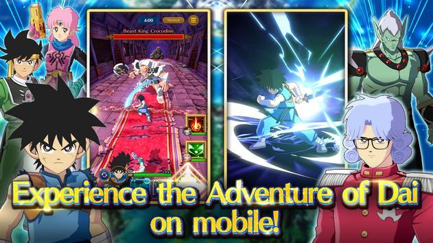 DRAGON QUEST The Adventure of Dai: A Hero's Bonds plakat
