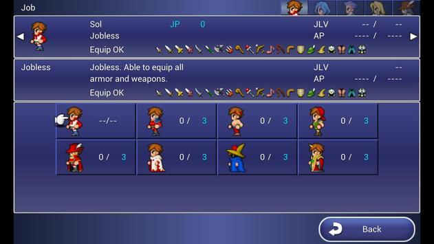 FINAL FANTASY DIMENSIONS screenshot 4
