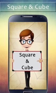 Square & Qube poster