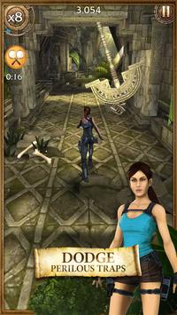 Lara Croft: Relic Run poster