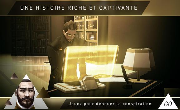 Deus Ex GO capture d'écran 14