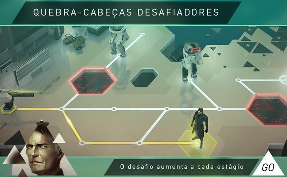 Deus Ex GO imagem de tela 11