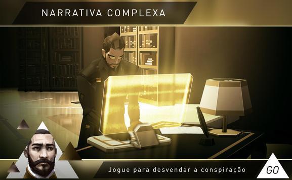 Deus Ex GO imagem de tela 14
